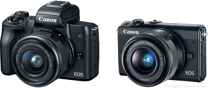 Should I Get the Canon EOS M50 or the EOS M100?