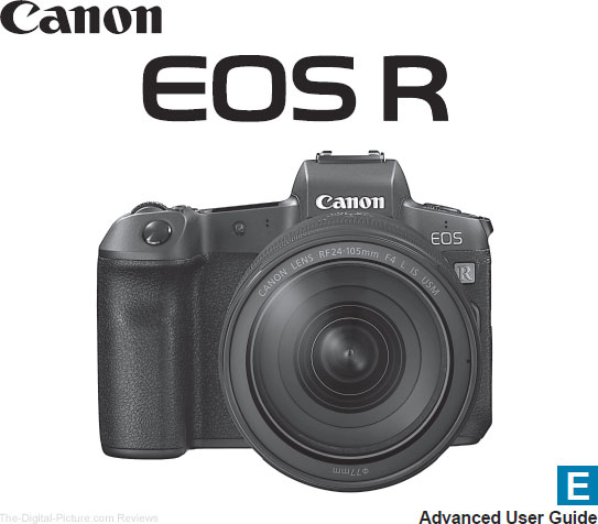 Canon EOS R User Manual