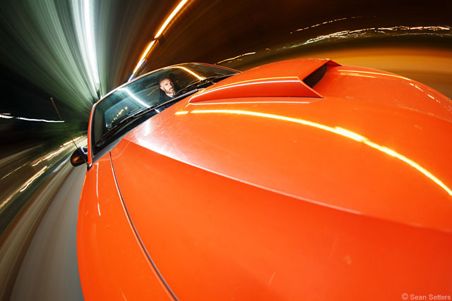 Cruisin with the RigWheels RigMount X4 and Rokinon 12mm Cine Lens Base Image