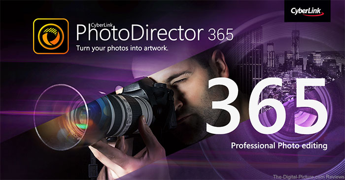 CyberLink Announces PhotoDirector 365 with Flexible Subscriptions
