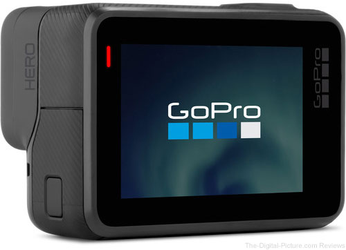 GoPro HERO Back