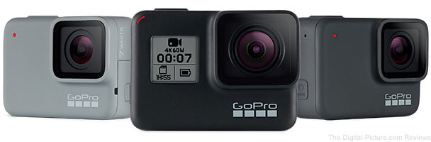 GoPro Hero7 Series