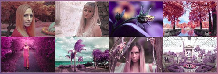 Life Pixel Hyper Color IR Image Samples