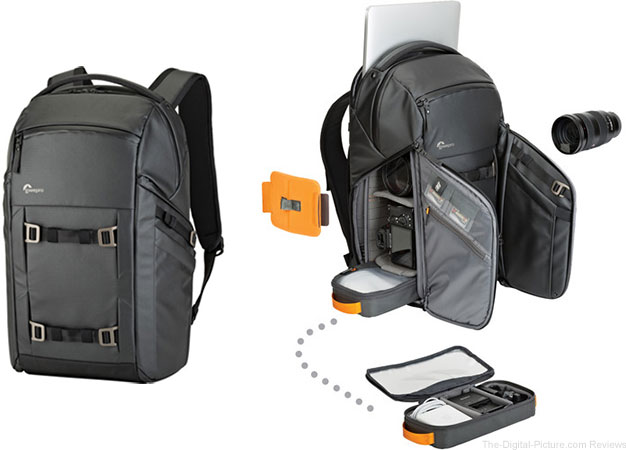 Lowepro Introduces the Freeline Daypack