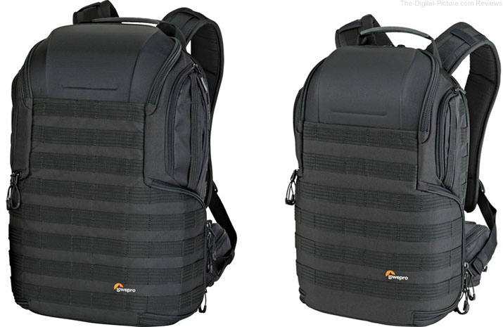 Lowepro Introduces next Generation of Award-Winning Protactic Series