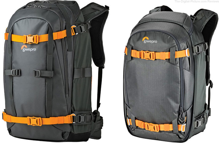 Lowepro Whistler AW II Backpacks In Stock