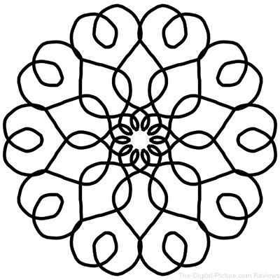 Mandala Symmetry by Sean