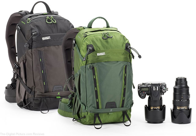 MindShift Gear BackLight 18L Outdoor Photography Daypack