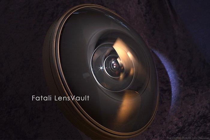 NIKON 17.3mm f/4 NIKKOR 220° Fisheye for 6x6cm Medium Format
