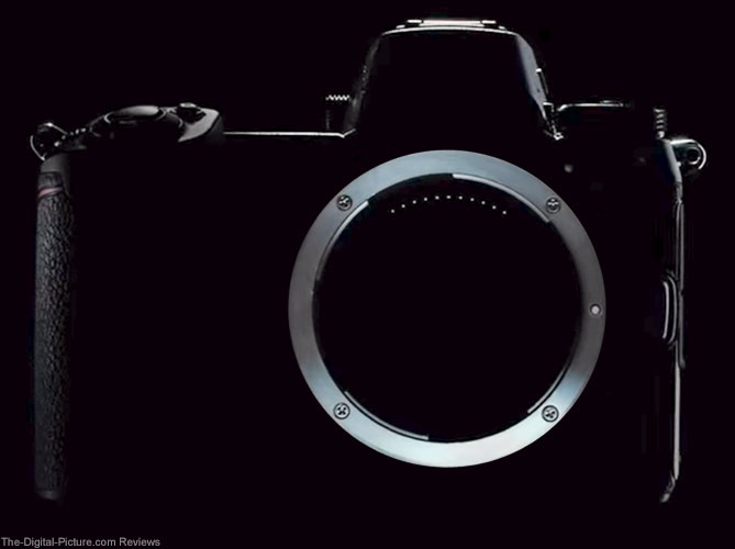 Nikon Mirrorless Mount Teaser Screenshot