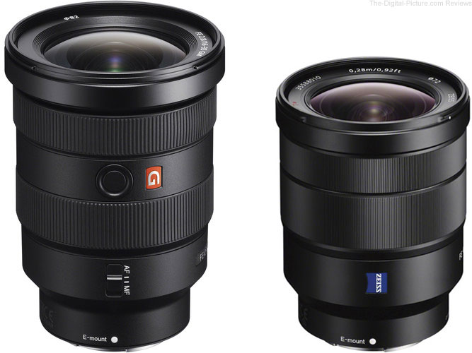 Should I Get the Sony FE 16-35mm f/2.8 GM or Sony FE 16-35mm f/4 ZA OSS?