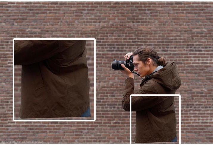 Sony a7 III Official In Use Product Photo Floating Man