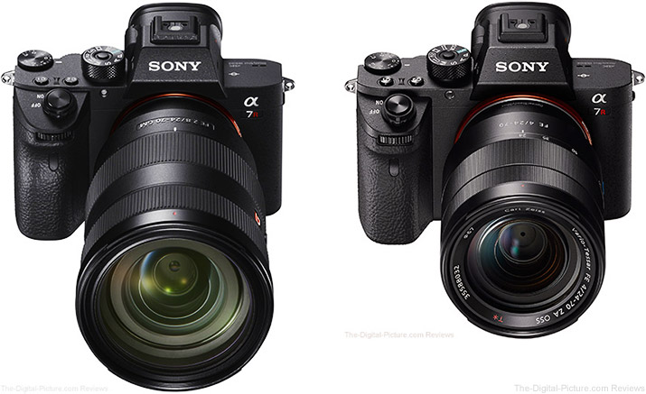 Should I Get the Sony a7R III or the a7R II?