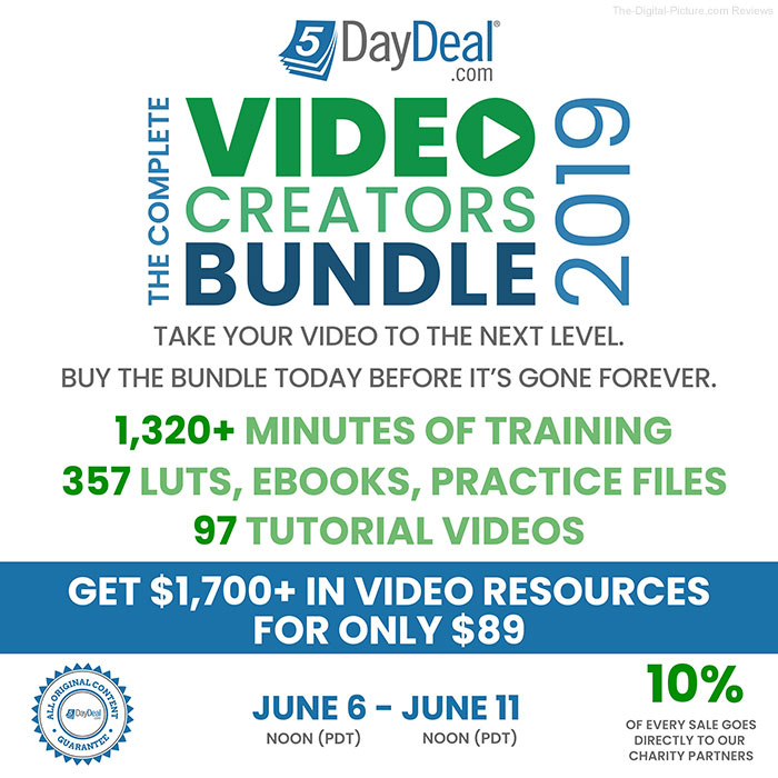 5DayDeal's The Complete Video Creators Bundle 2019