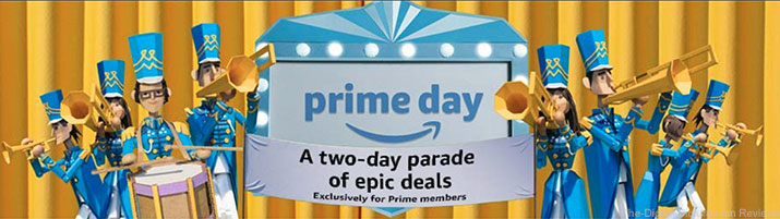 Amazon Prime Day 2019 Banner