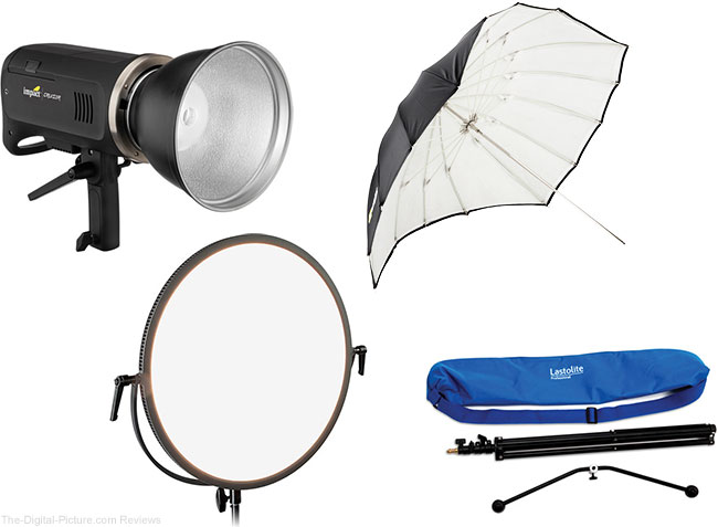 WPPI Specials: Lighting Gear at B&H