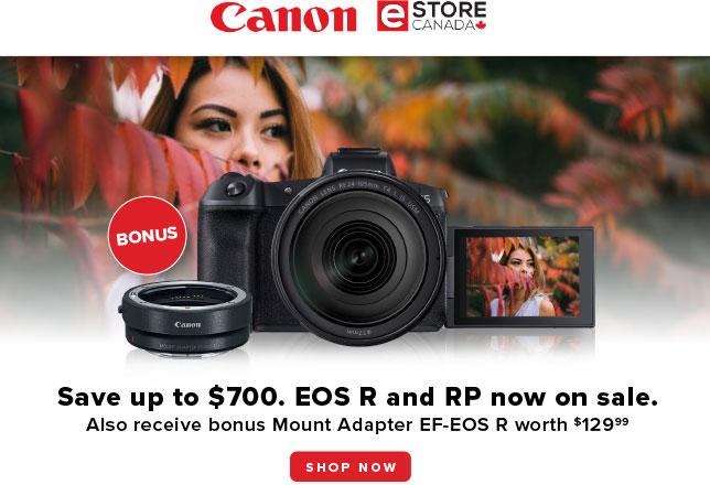 Canon CA Sale