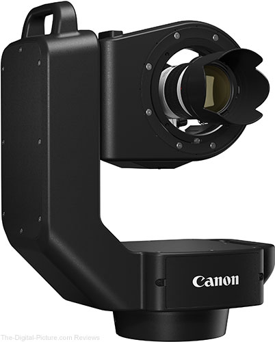 Canon Remote Control Pan-Tilt System for ILCs