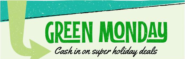 Green Monday Deals Now Live at B&H