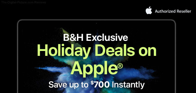 Exclusive Holiday Apple Deals
