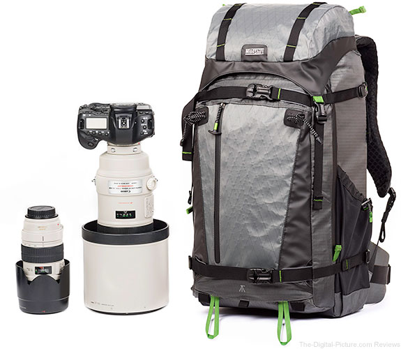 MindShift Gear BackLight Elite 45L Camera Backpack