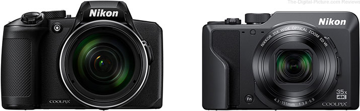 Nikon Introduce COOLPIX B600 & COOLPIX A1000 Digital Cameras