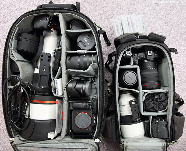 Think Tank Photo Backpacks