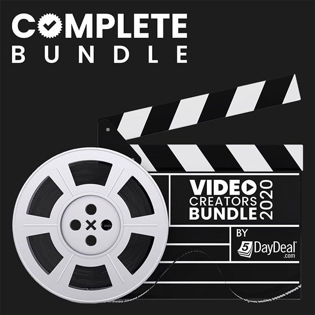 5DayDeal Complete Video Creators Bundle 2020