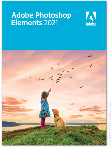 Coming Soon: Adobe Photoshop Elements 2021