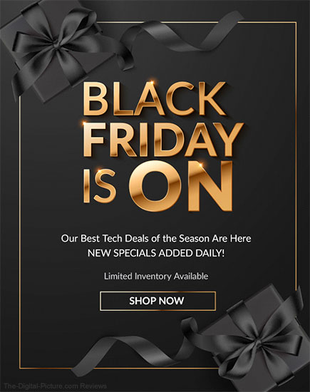 Adorama Black Friday Sale