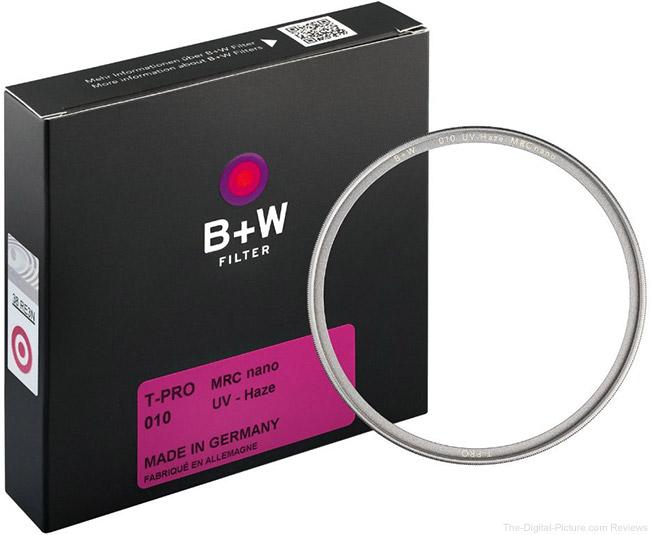 B+W T-PRO Filter