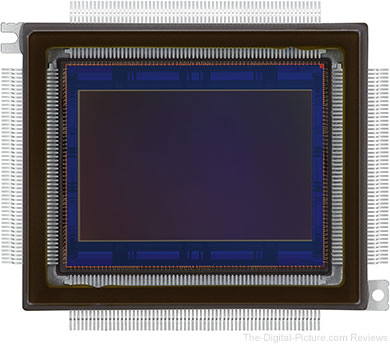 Canon 250 MP Imaging Sensor