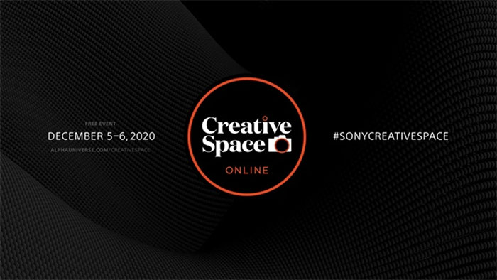 Sony Creative Space 2020