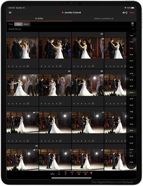 Sony Visual Story App
