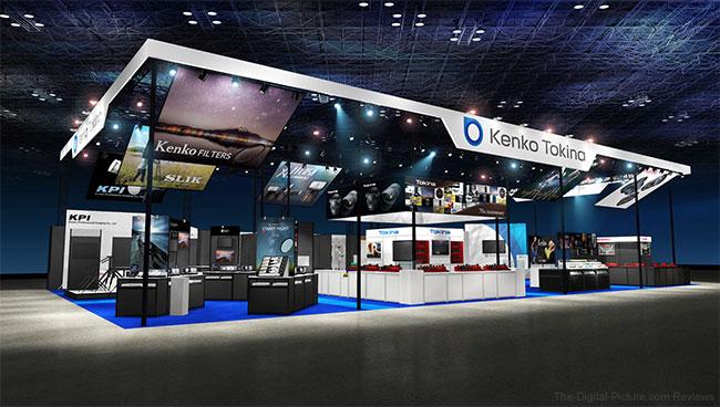 Tokina 2020 Show Booth