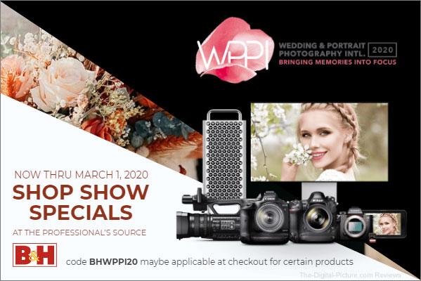 WPPI 2020 Specials