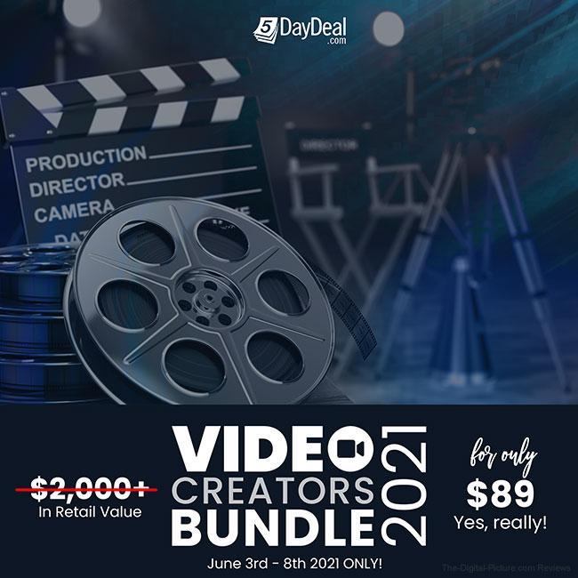 5DayDeal Complete Video Creators Bundle 2021