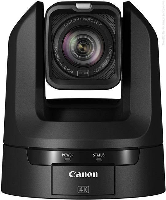 Canon 4K UHD PTZ Camera