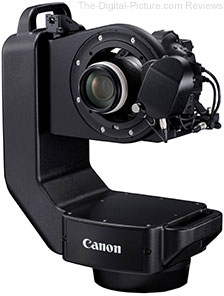 Remote still photography image capture solution Robotic Camera System CR-S700R
