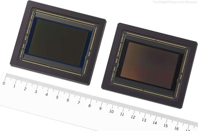 Sony Large Format CMOS Image Sensor