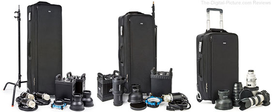 Introducing: Think Tank Photo Manager Series V2 Rolling Cases