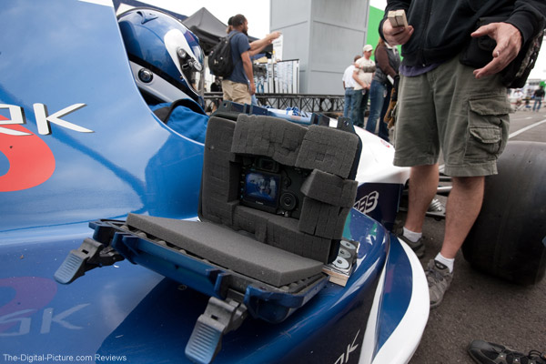 Canon 5D Mark II DSLR Shows its Mettle During Production of Iron Man 2