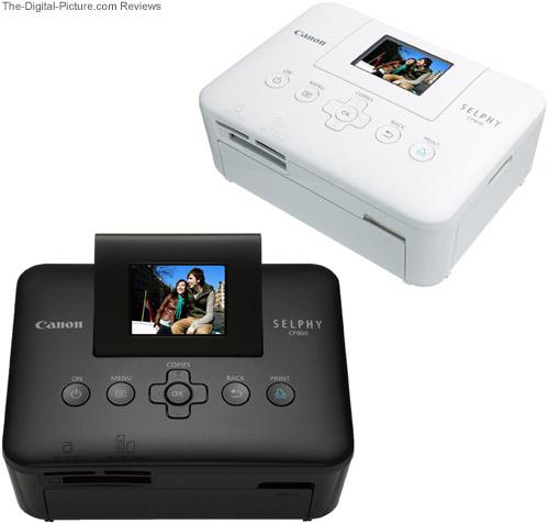 Canon Announces SELPHY CP800 Compact Photo Printer