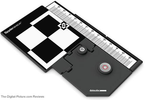 Datacolor SpyderLensCal Folded