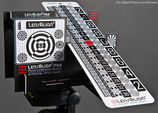 Michael Tapes Design LensAlign MkII