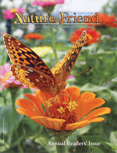 Nature Friend Magazine Cover