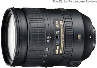 Nikon 28-300mm f/3.5-5.6G ED AF-S VR Lens