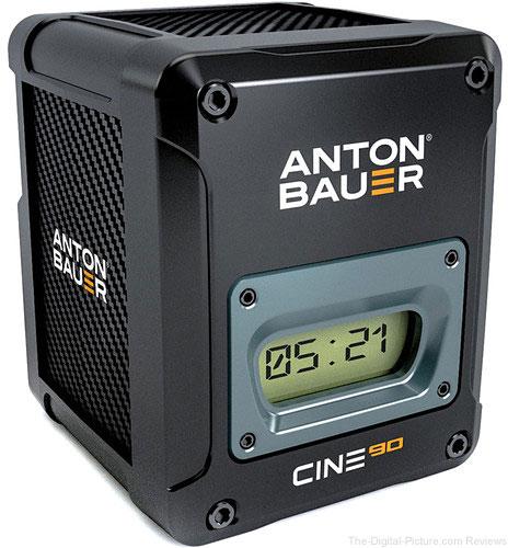 Anton Bauer CINE 90 VM Battery