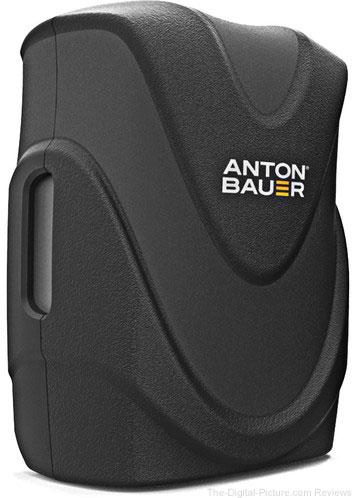 Anton Bauer Digital 190 V-Mount Battery (14.4V, 190 Wh)