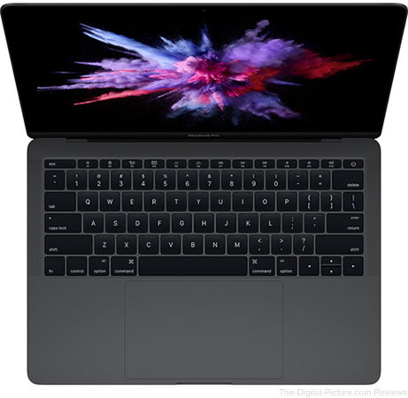 "Apple 13.3"" MacBook Pro (Space Gray, Late 2016) - $1,249.00 Shipped (Reg. $1,499.00)"